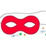 maschera-rossa