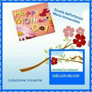 Invito Festa della Mamma