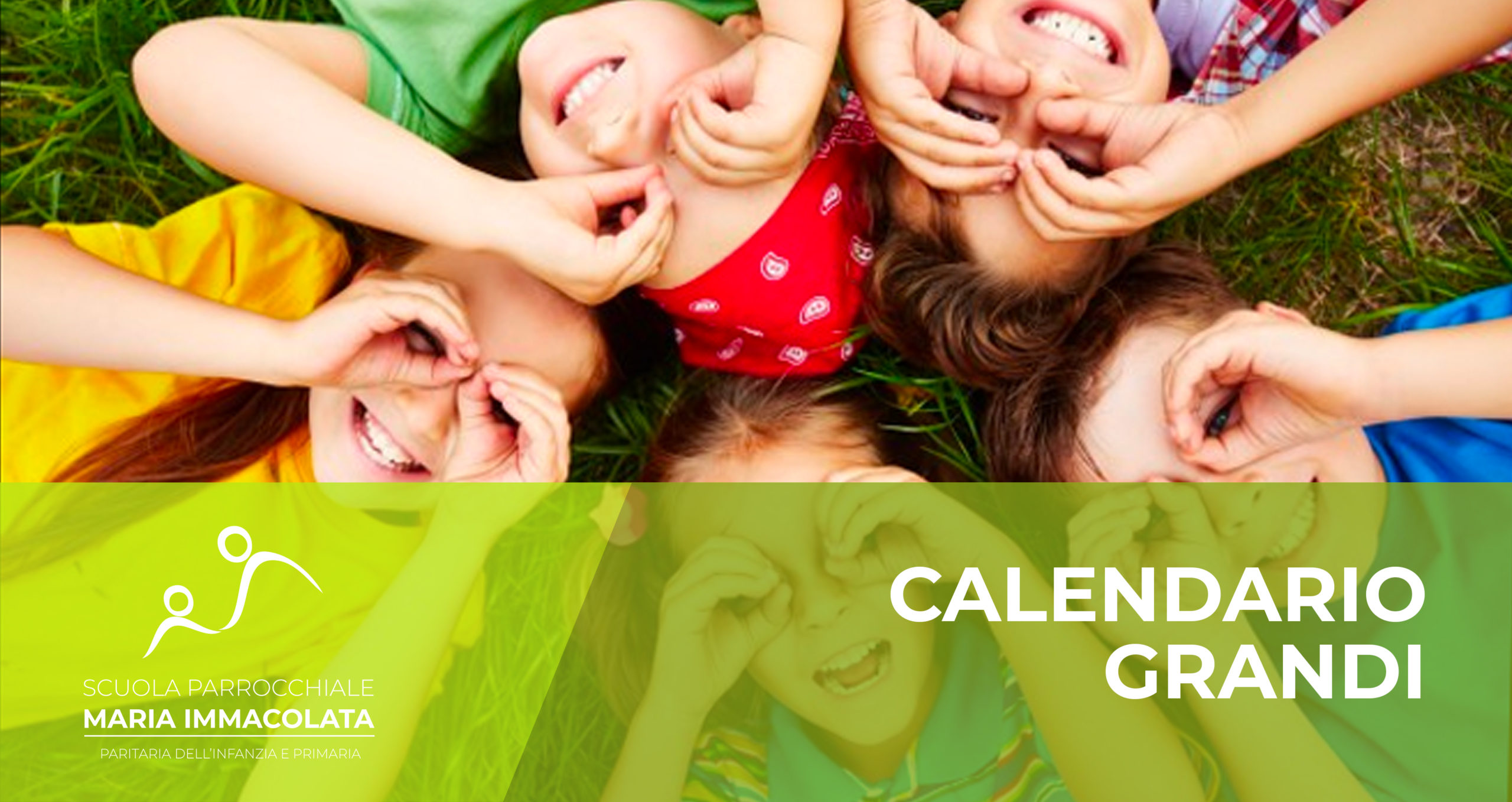 Calendario attività grandi (terzo anno)
