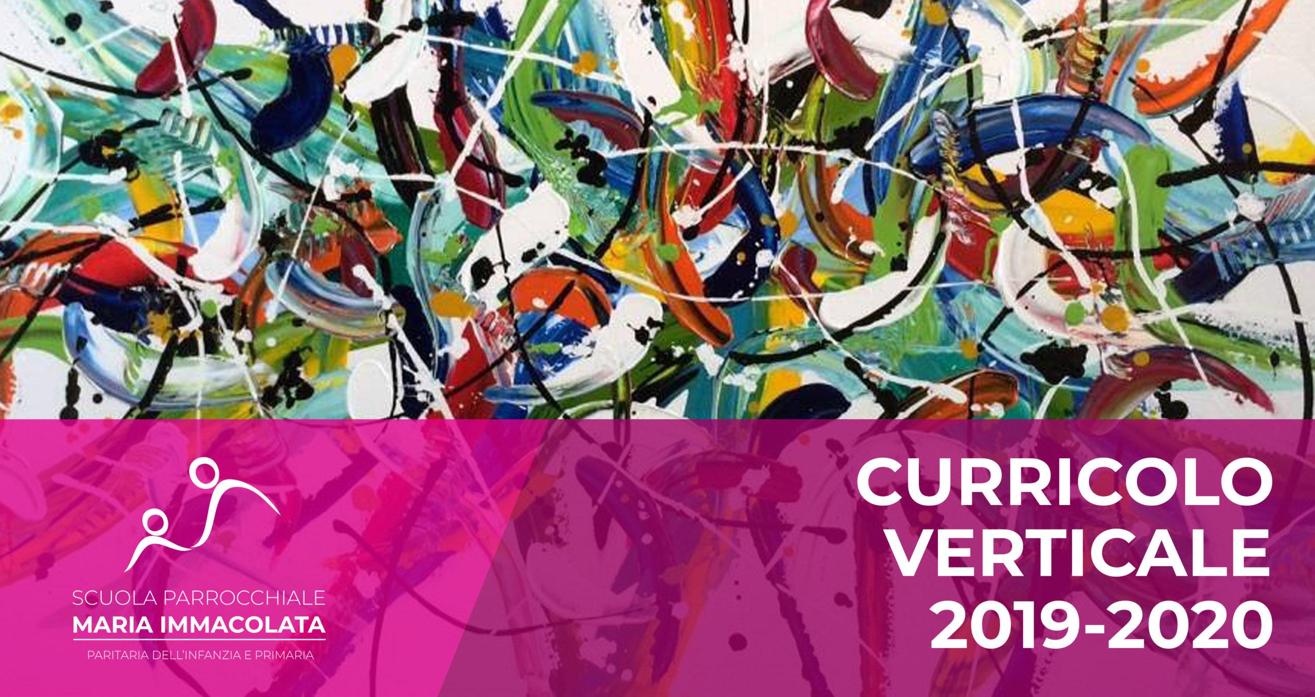 Curricolo Verticale 2019-2020