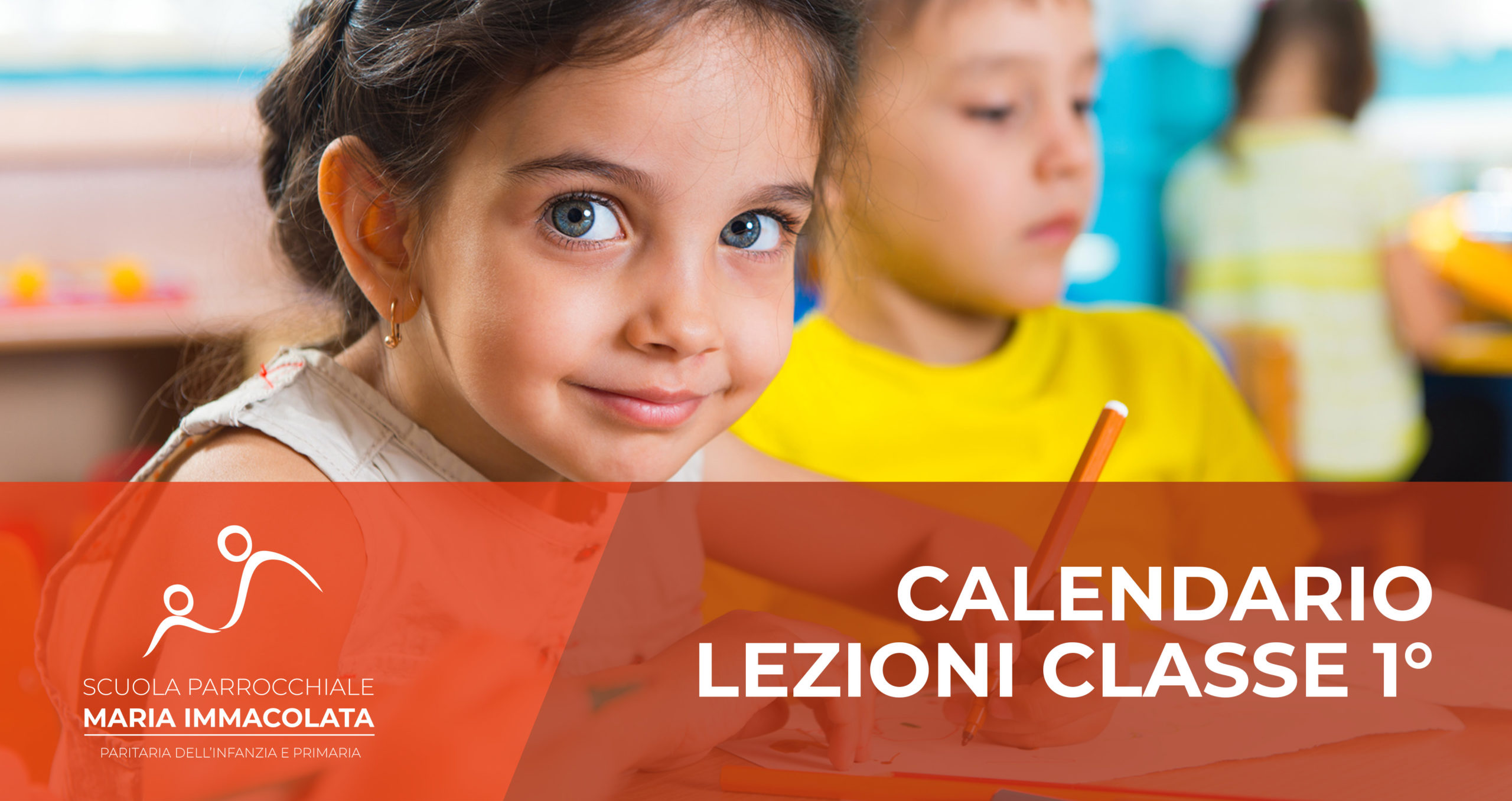 Calendario lezioni 2019-2020 Classe 1