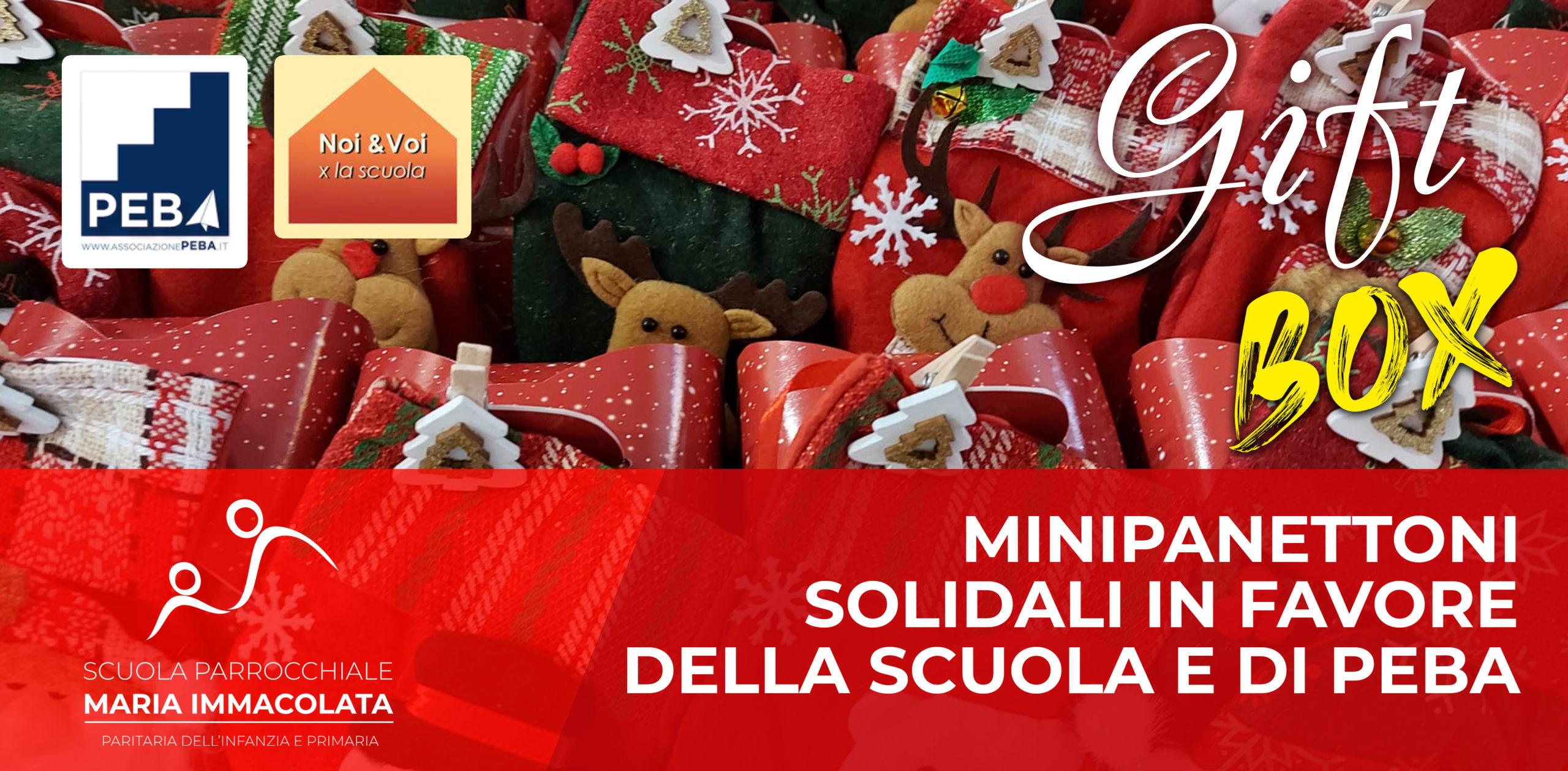 Gift Box Natale 2020