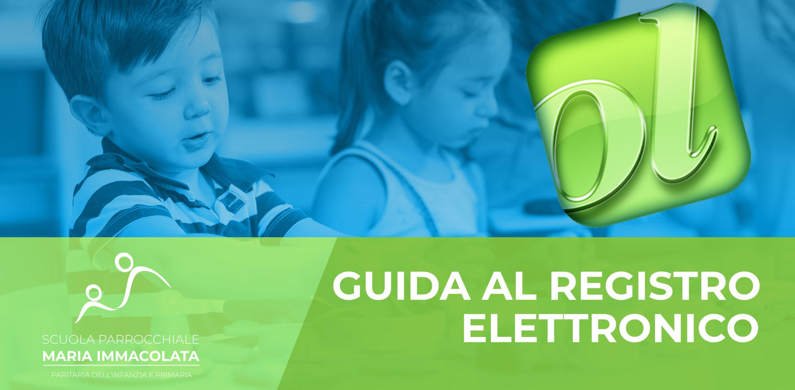 Guida al Registro elettronico ScuolaOnline