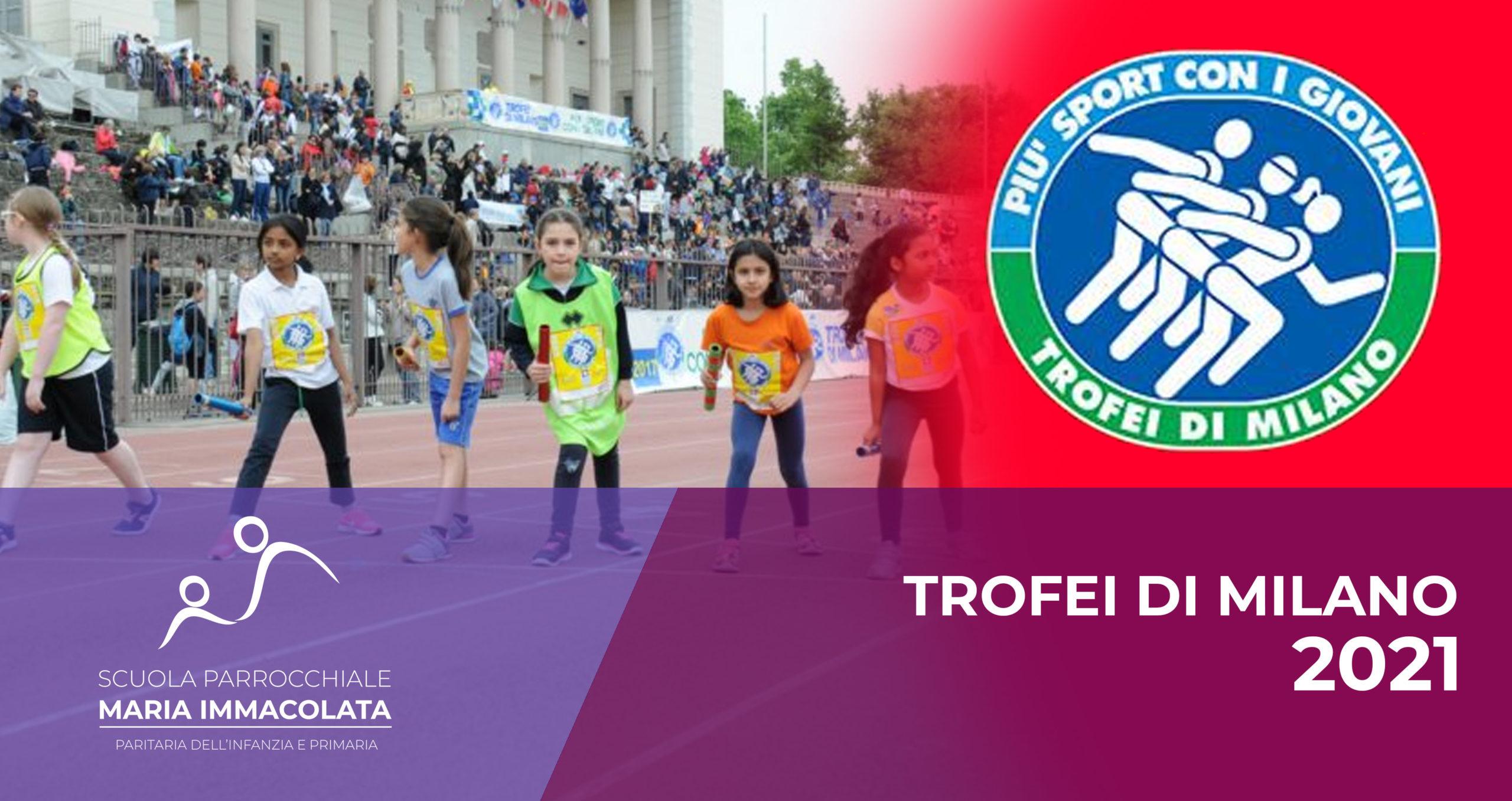 La nostra scuola ai Trofei di Milano 2021