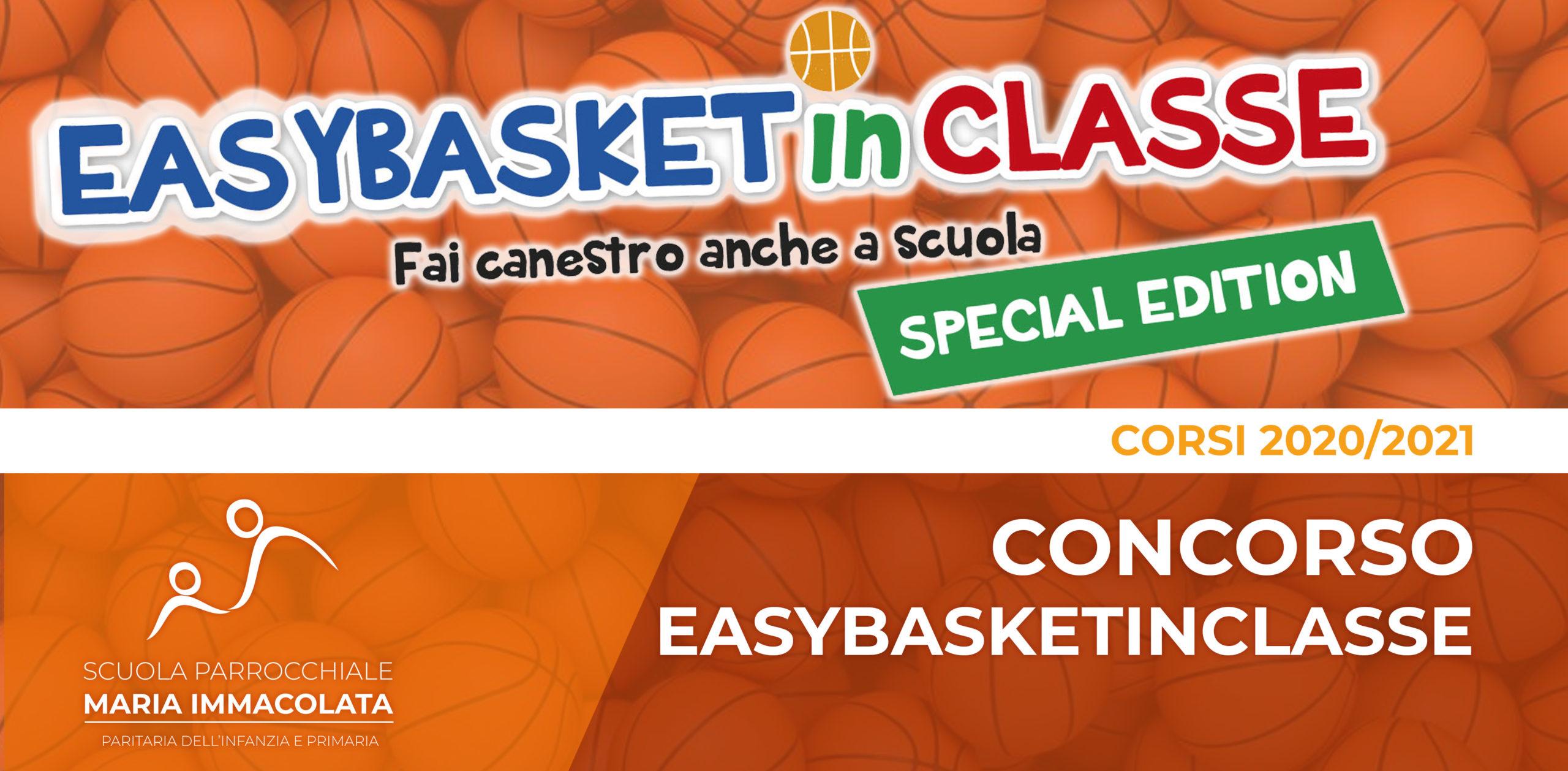 Concorso Easybasket in classe