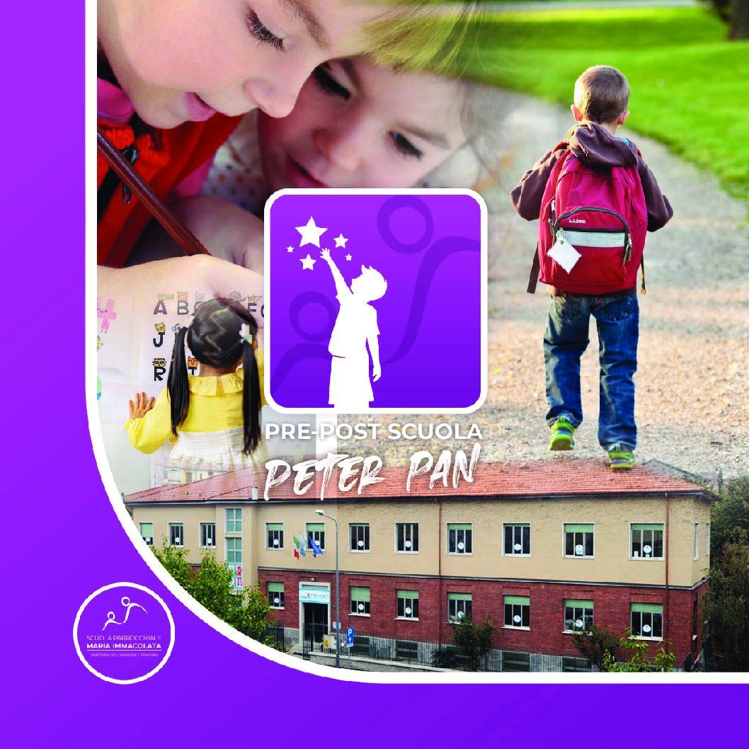 Pre-post scuola Peter Pan