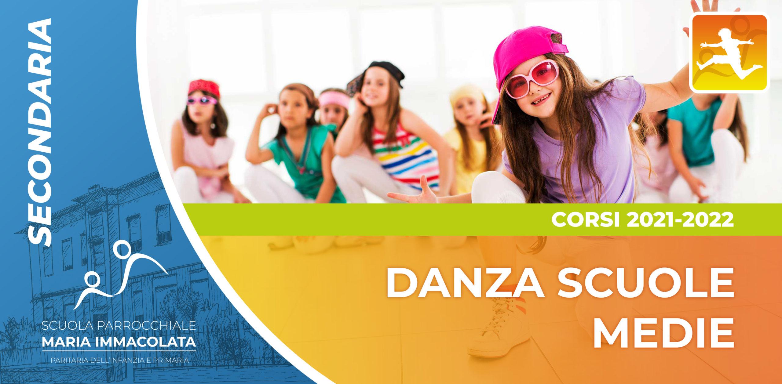 Corso di danza per ragazzi della scuola secondaria