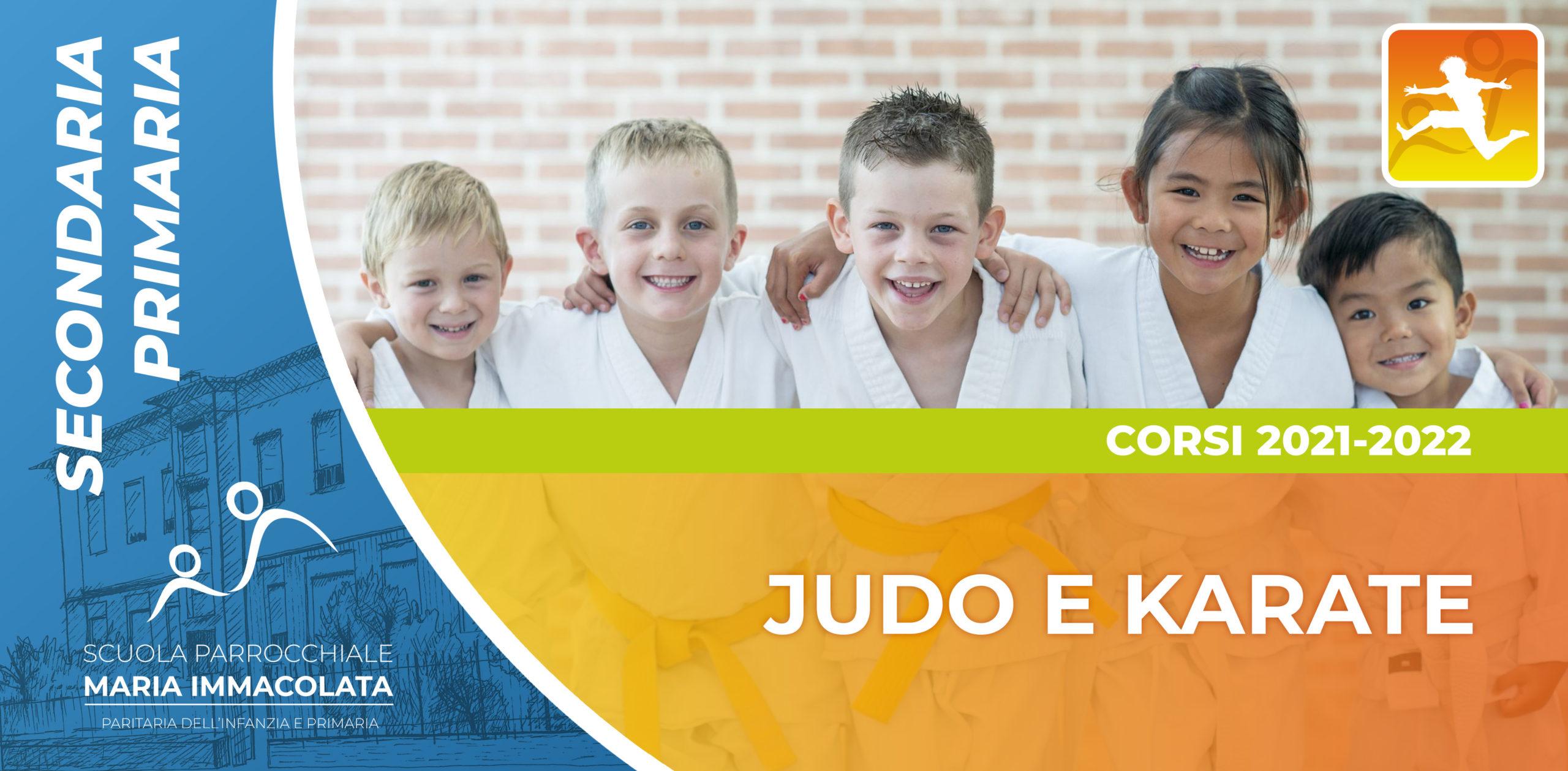 Corso di Judo e Karate