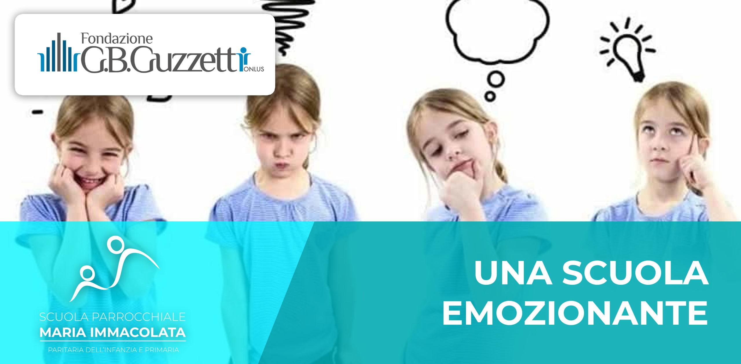 Gestione delle emozioni – percorso classe 3^ 2021-2022
